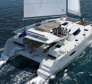 Catamaran pour événements spéciaux et yachts privés